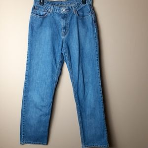 Ralph Lauren Polo jeans Co high waisted size 8